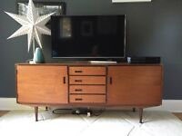 Beautiful 1960s teak sideboard in perfect condition