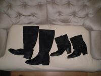 Womens Ravell Boots
