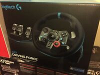 Steering wheel PS4/PC