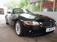 BMW Z4 LOVELY CONDITION FOR YEAR LOW MILAGE 12 MONTHS MOT