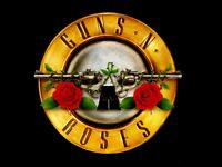 GUNS N ROSES - GOLD CIRCLE STANDING - OLYMPIC STADIUM - SAT 17/06 - £200!