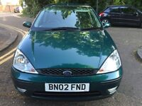 Ford Focus 1.6 Green Automatic 5dr