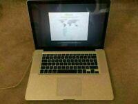 Apple MacBook Pro 15' Core 2 Duo 2.53Ghz 8GB 500GB HD Logic Pro X Ableton 9 Reason Pro Tools 10 Wave
