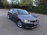 Lexus Ct 200h 200h Premier 5dr Auto Electric Hybrid 0% FINANCE AVAILABLE