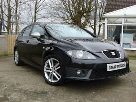 2012 Seat Leon FR CR TDI 'SERVICE, WARRANTY & YEARS MOT INC'