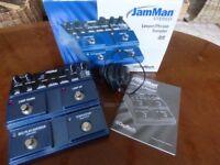 DigiTech JamMan Stereo Looper/Phrase Sampler