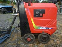 Zeta 100 Hot and Cold Pressure Washer Power Washer
