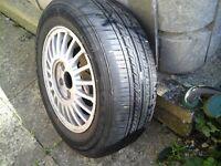 new tyre 205/65R15 94V