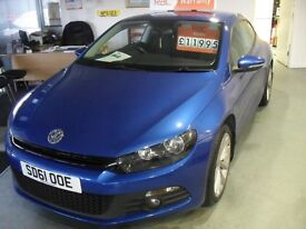 VOLKSWAGEN SCIROCCO 2.0 TDi BLUE MOTION TECH GT 3 DOOR
