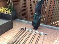 Peter Alliss Golf clubs & Bag - Ultimate