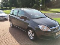 Vauxhall Zafira 1.6 Exclusiv 7 Seater