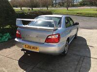 Subaru Impreza WRX 2.0litre petrol £7900 no offers