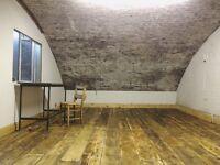Studio Space / Creative Workshop / Art Studio / Hackney - Broadway Market
