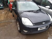 Ford Fiesta MK 6 1.4 Petrol Engine Fully Tested and Guaranteed Ring for more info 2004