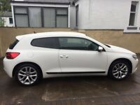 VW scirocco 2ltr blue motion TDI