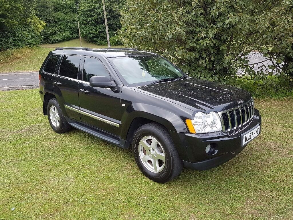 2008 57 jeep grand cherokee 3 0 v6 crd ltd auto 2 keys p. Black Bedroom Furniture Sets. Home Design Ideas