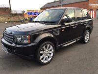 2006 Range Rover sport 2.7 diesel cheap tax