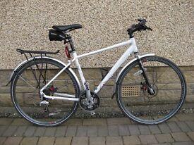 Gary Fisher Mendota Performance Urban Commuter Bike.