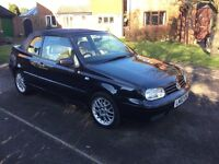 VW GOLF CONVERTIBLE FUTURE CLASSIC GREAT CONDITION