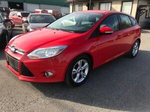 2012 Ford Focus SE+GRP ÉLECTRIQUE+BLUETOOTH+BAS KILO+FINANCEMENT