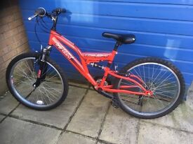 Trax TFS 24 Bicycle