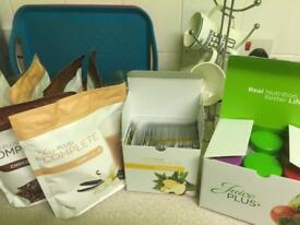 JUICE PLUS X6 SHAKES & X6 CAPSULES & free boosters included