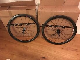 2016 Zipp 303 V3 77/177 Firecrest Clincher Wheelset (Black decals)
