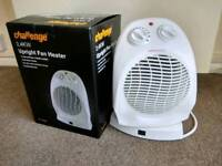 Upright Fan (hot and cold air)- 6 months old