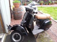 Vespa PX125 for sale good runner