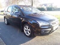 2008 '08' Ford Focus 1.6 Tdci Estate Mot August 2018 Lots of history