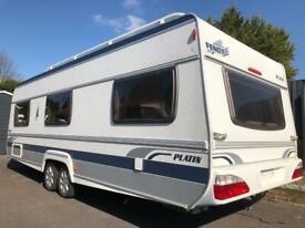 094186cdb4 Fendt 650 Mayfair caravan (2012) like hobby and tabbert