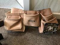 Joiners tool belts brand new with tags