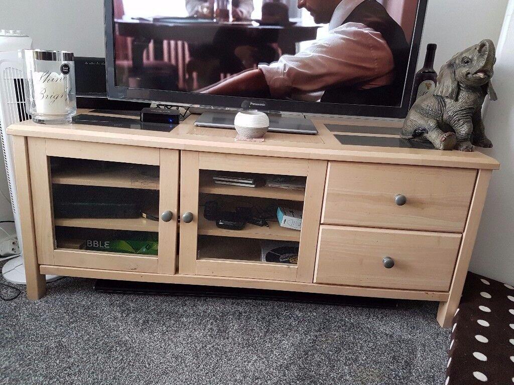 Solid tv unit