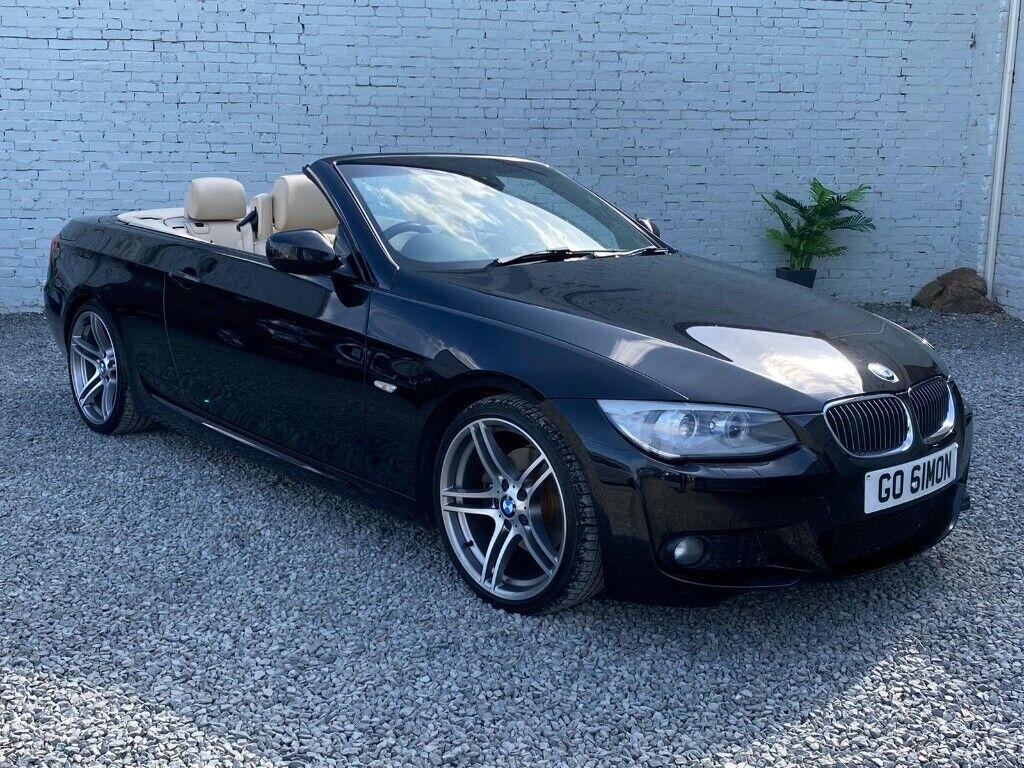 BMW 320d Sports Plus Convertible, 1 Owner, Mint Conditon & Mega Spec.