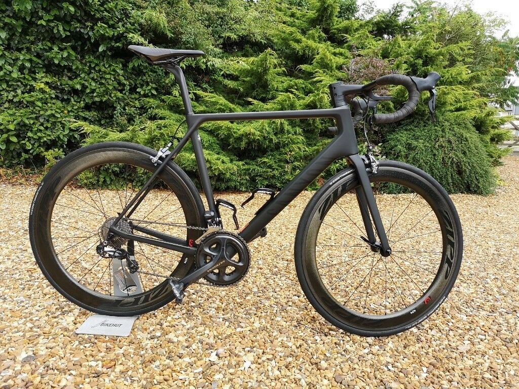 Canyon Ultimate CF SLX Di2 Zipp Firecrest 404 - Size Large | in Market  Harborough, Leicestershire | Gumtree