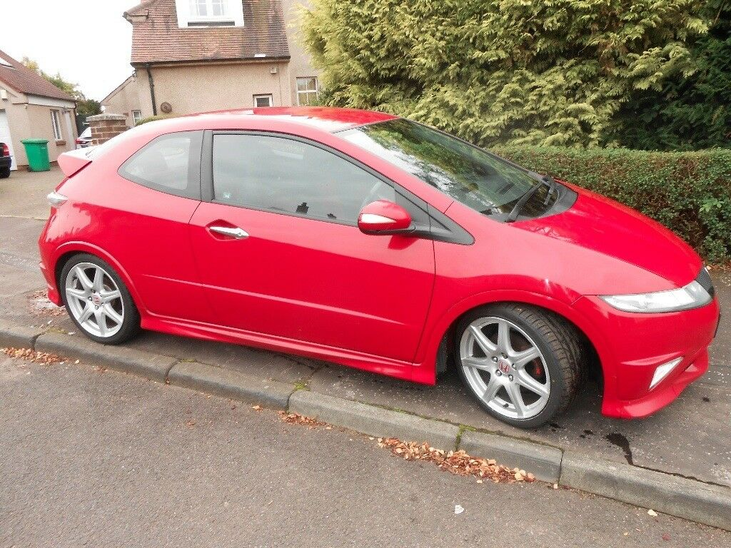 honda civic type r 2008 10 months mot service history honda reliability and type r. Black Bedroom Furniture Sets. Home Design Ideas