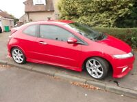 Honda Civic Type R; 2008. 10 Months MOT. Service History. Honda reliability and Type R Performance