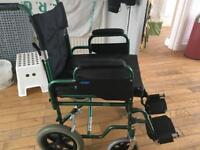 Wheelchair Enigma foldable