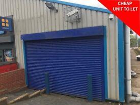 Unit to Let Rent Retail Shop Office Wolverhampton Neachells Lane Great Location