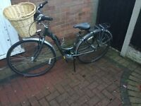 Ladies Trek T30 Navigator Dutch Style Bike