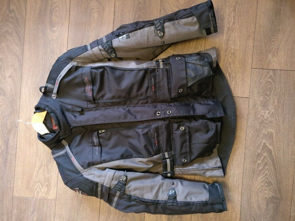 Motorbike RST Pro Series Jacket And Trousers