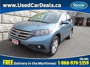 2014 Honda CR-V EX AWD Sunroof Htd Seats Alloys