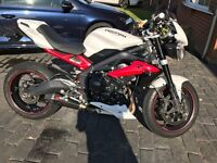 Triumph Street Triple R ABS