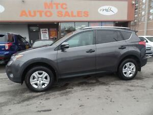 2013 Toyota RAV4 LE, BACKUP CAM, AUTO STATER, LOW KM