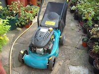 Tesco Petrol Mower (full working order)