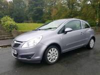 Automatic Vauxhall Corsa Club a/c 1.4 with low milage and 12 months MOT