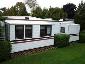 Park Model Trailer  32 ft with  2 slide outs