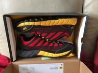 Caterpillar safety work shoe