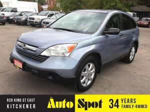 2008 Honda CR-V EX/LOADED!/LOW, LOW KMS/PRICED FOR A QUICK SALE