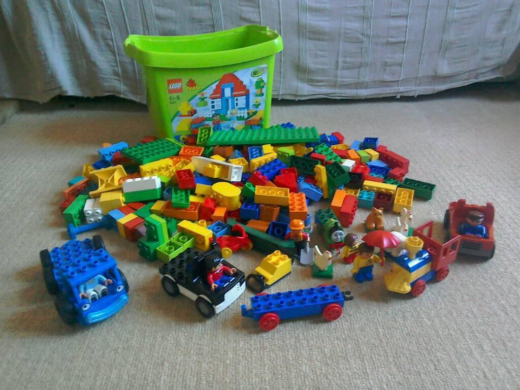Lego Duplo 25kgs In Kingsbridge Devon Gumtree